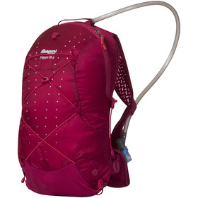 Bergans Fløyen 4 Daypack Dame Bougainvillea/Strawberry/White